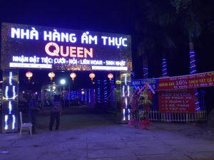 Nhà hàng Queen - Phố lẩu